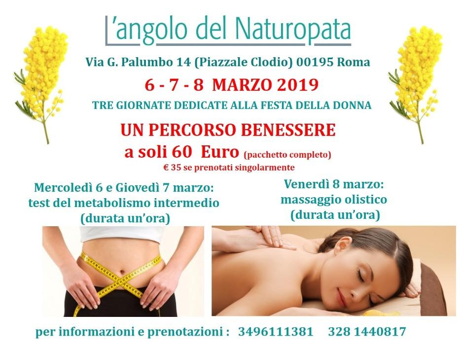 L Angolo Del Relax.Promozioni Angolo Del Naturopata